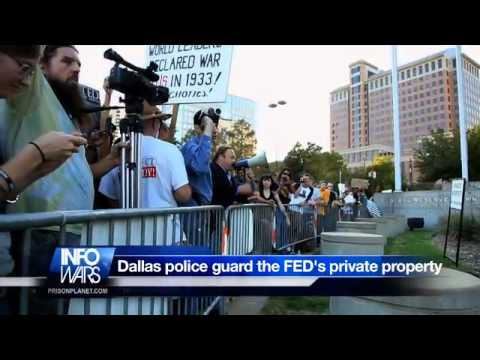 Police Know The Federal Reserve is Private