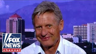 Gary Johnson: I could have power as Senate swing vote