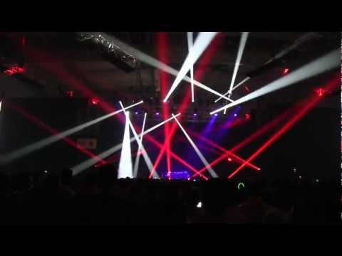 Pretty Lights Finally Moving Live @ SONAR Barcelona 2012