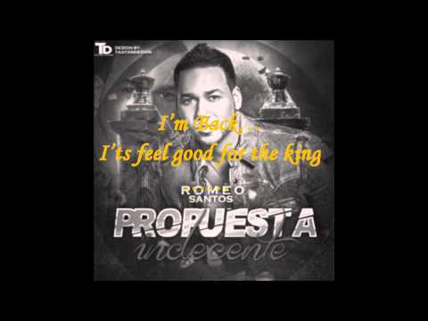 Romeo Santos-Propuesta Indecente (Letra) Travel Video
