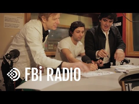 Spoon interview on FBi Radio (Hot Thoughts)