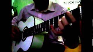 Tình lỡ cách xa Solo guitar (For my sis ttguitar)