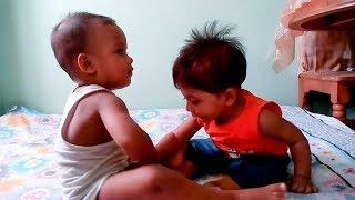 Munaf Manha With Baby ! মুনাফ মানহার ভালোবাসার খুনসুটি ! Kids Videos for Kids ! Baby Videos