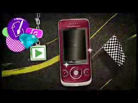 Sony Ericsson W760 Demo Tour