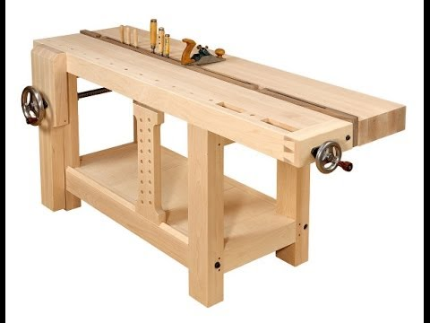 Roubo-style Workbench Introduction - YouTube