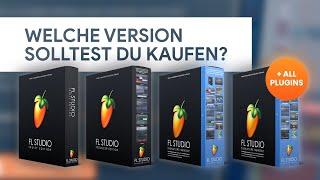 Welche FL STUDIO Version DU kaufen solltest! - Deutsch (2020)