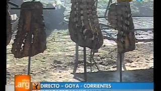 Vivo en Argentina - Goya, Corrientes: Cocina típica - 27-04-12