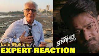 SAAHO: Shades Of Saaho Chapter 2 | Lalu Makhija EXPERT REVIEW | Prabhas, Shraddha Kapoor