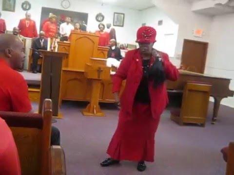 Sister   Lily Hawthorne in Macon, Ga.