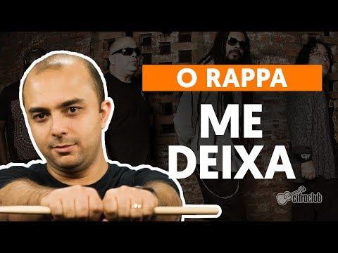 ME DEIXA - O Rappa (aula De Bateria)