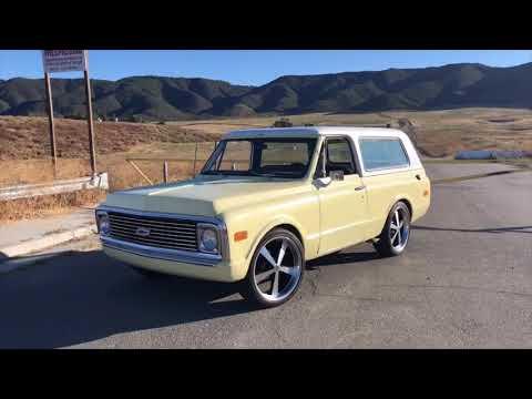 1972 Blazer 2WD SOLD 951.348.5794 #SoCalK5