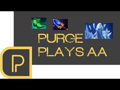 Dota 2 Purge plays AA - scrim vs Eosin