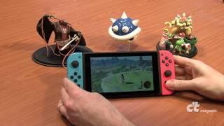 Nintendo Switch im c't-Test