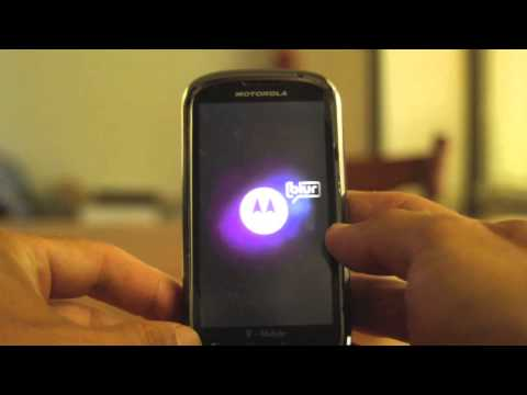 How to Unlock the Motorola CLIQ 2 MB611 with an Unlock Code from T-Mobile and other Networks