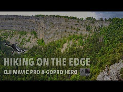 Hiking on the Edge – Creux-du-Van 2017 – DJI Mavic Pro & GoPro Hero 4
