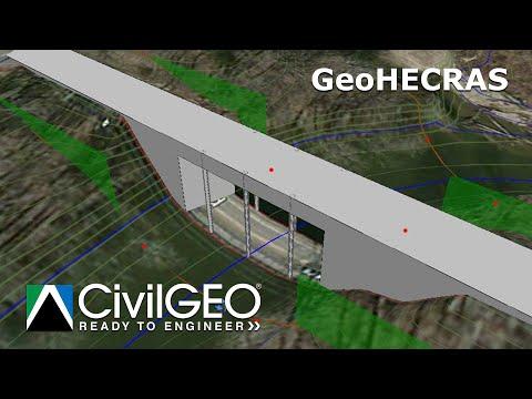 Bridge Modeling with HEC-RAS