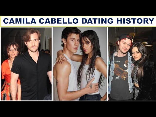 Camila Cabello Dating History - 2021