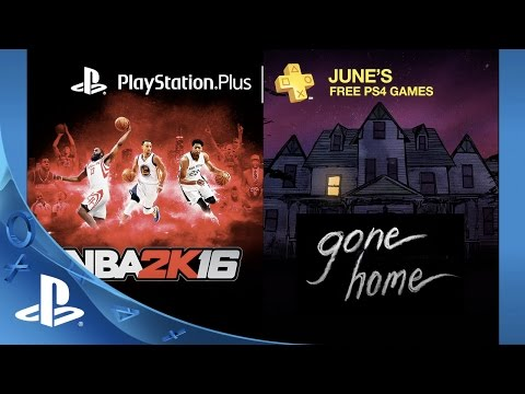 PlayStation Plus Free PS4 Games Lineup June 2016