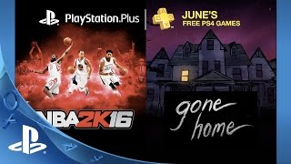 PlayStation Plus Free PS4 Games Lineup June 2016(, 2016-06-01T21:23:25.000Z)