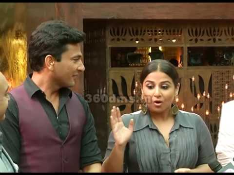 Chef Vikas Khanna Shares His First Meet with Vidya Balan | Kahaani 2