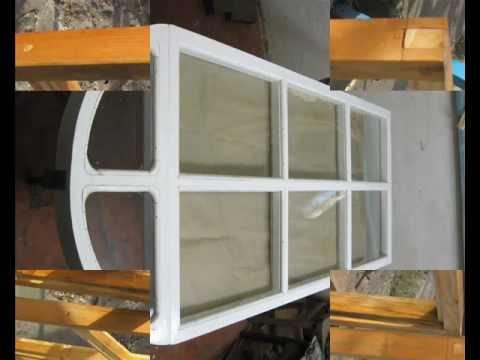 видео: Самодельные деревянные окна (стеклопакеты)_©jktu