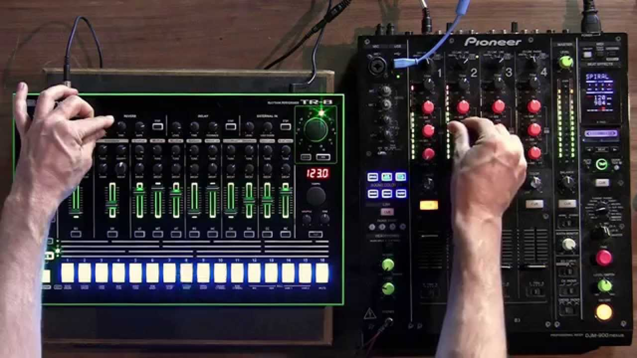 syncing drum machines with traktor youtube. Black Bedroom Furniture Sets. Home Design Ideas