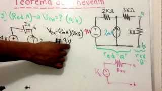 Teorema de Thévenin (I)