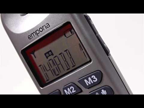 Seniorentelefon Emporia D40 ABB Combo