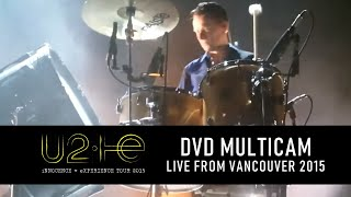 DVD U2ie Tour Live from Vancouver (Multicam by Paulo Vetri)