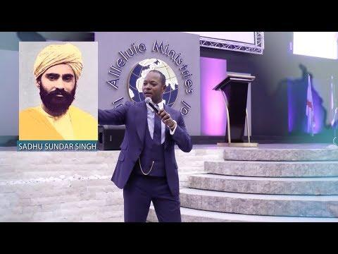Spiritual Genealogy of Pastor Alph LUKAU from Sadhu Sundar Singh