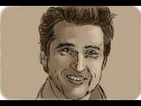 How To Draw Patrick Dempsey From Greys Anatomy