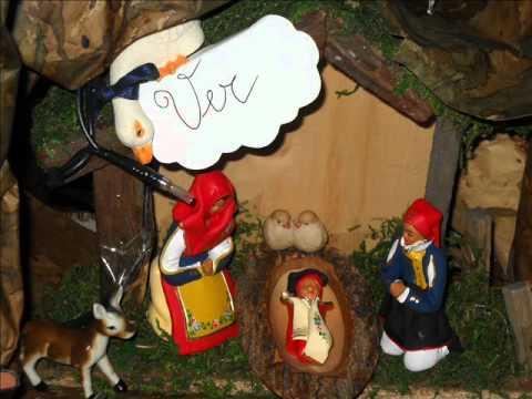 Auguri Di Natale In Sardo Campidanese.Sardo Natale Youtube