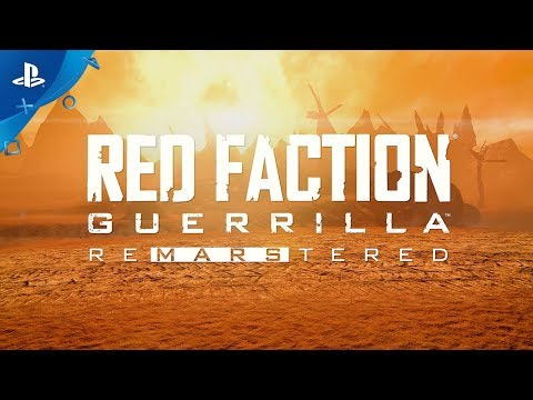 Red Faction Re-Mars-tered Edition - Release Trailer | PS4