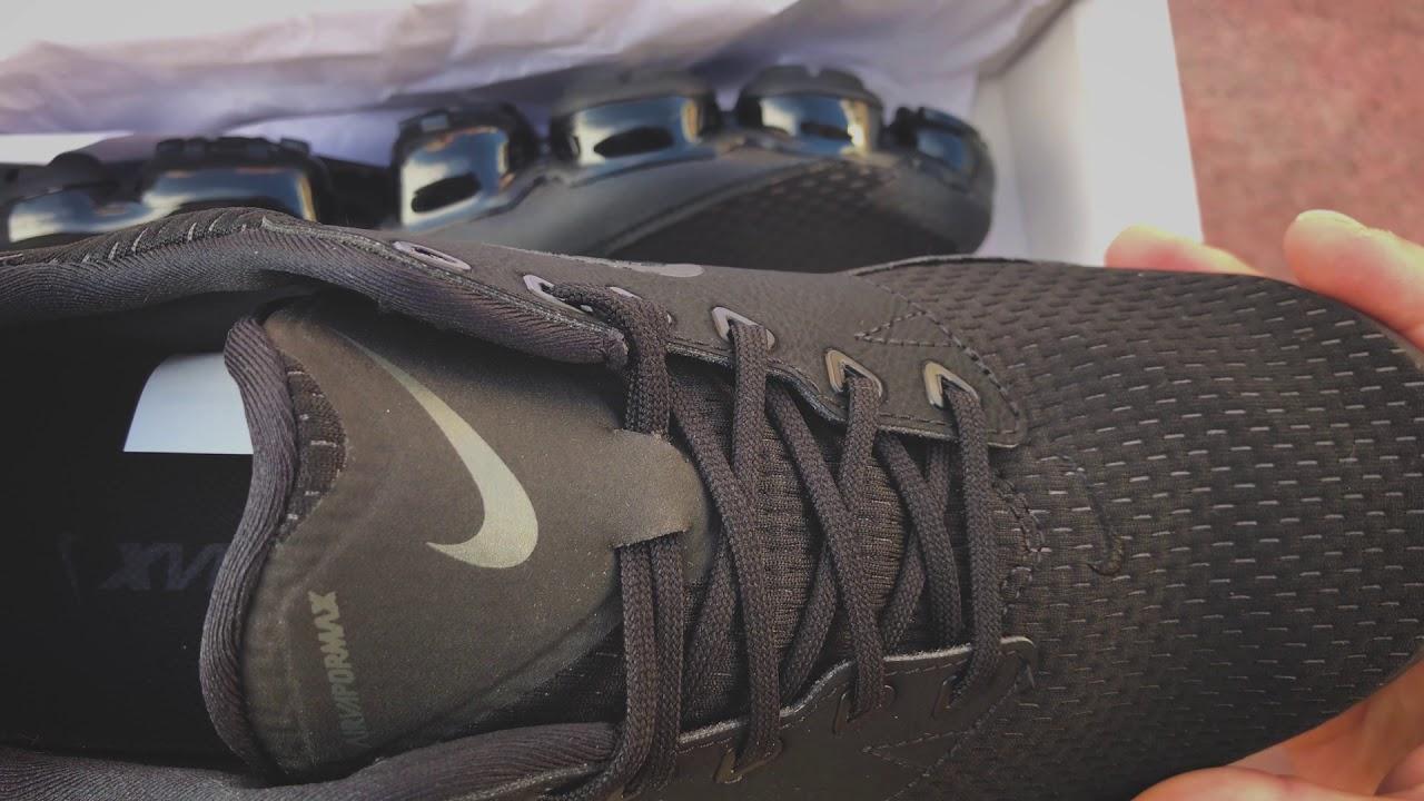 4ba47179dcf8d4 Nike Air Vapormax Black Anthracite