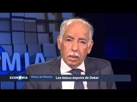 Economia Algérie Retour de Mission Les beaux espoirs de Dakar