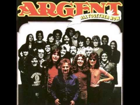 Argent - Hold Your Head Up (1972)