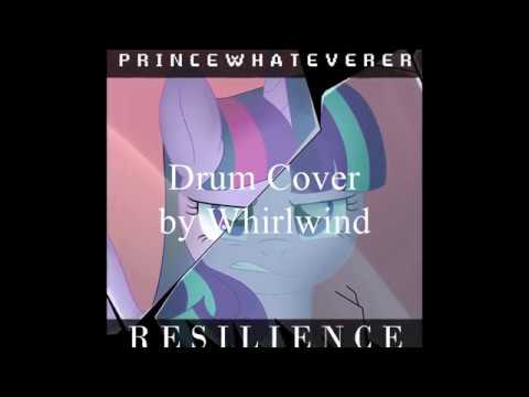 Drum Cover: Resilience by PrinceWhateverer