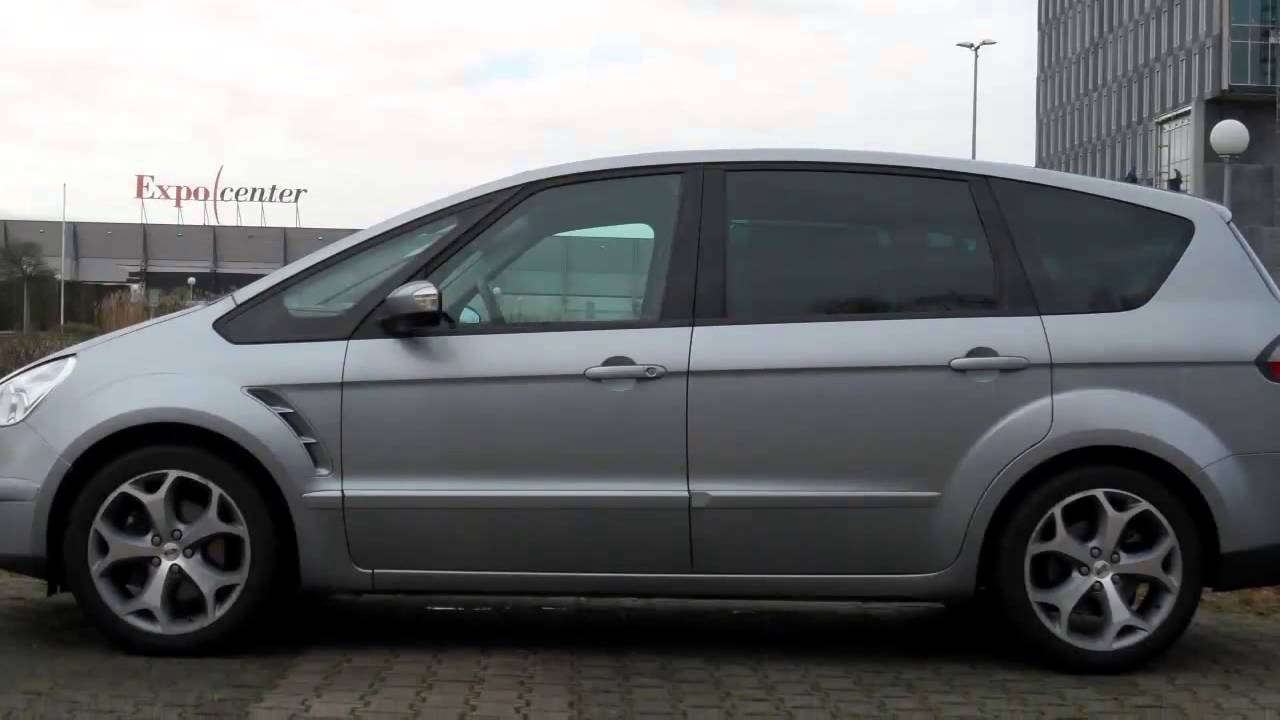 ford s-max 2.5 turbo