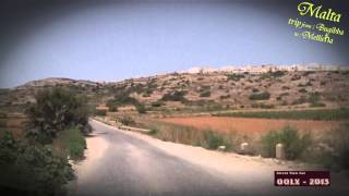 QQLX 0085 MALTA trip from Bugibba to Mellieha - Street view car - 2013