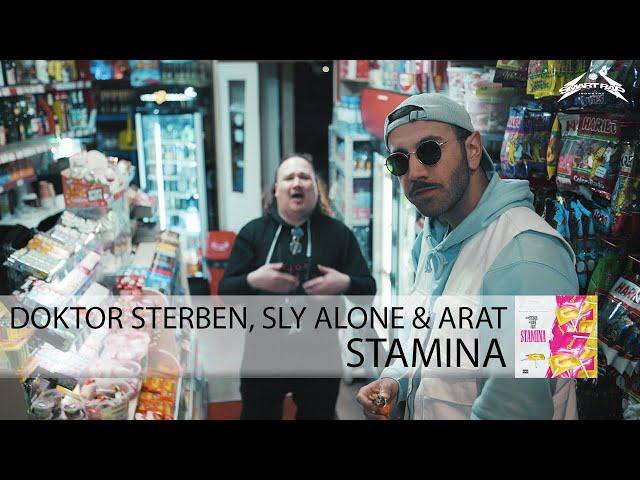 Doktor Sterben, Sly Alone & Arat - STAMINA [official Video]