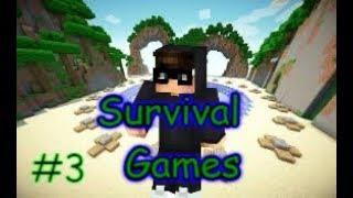 Minecraft (Survival Games #3) w/KikRock