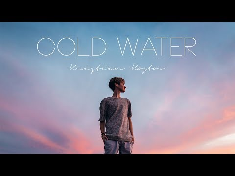 Cold Water - Kristian Kostov cover - Major Lazer feat. Justin Bieber & MØ