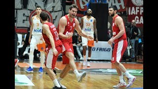 G.Bogris: Promitheas P-Olympiacos 77-80 (14pts, 6reb, 4ast, 1st)