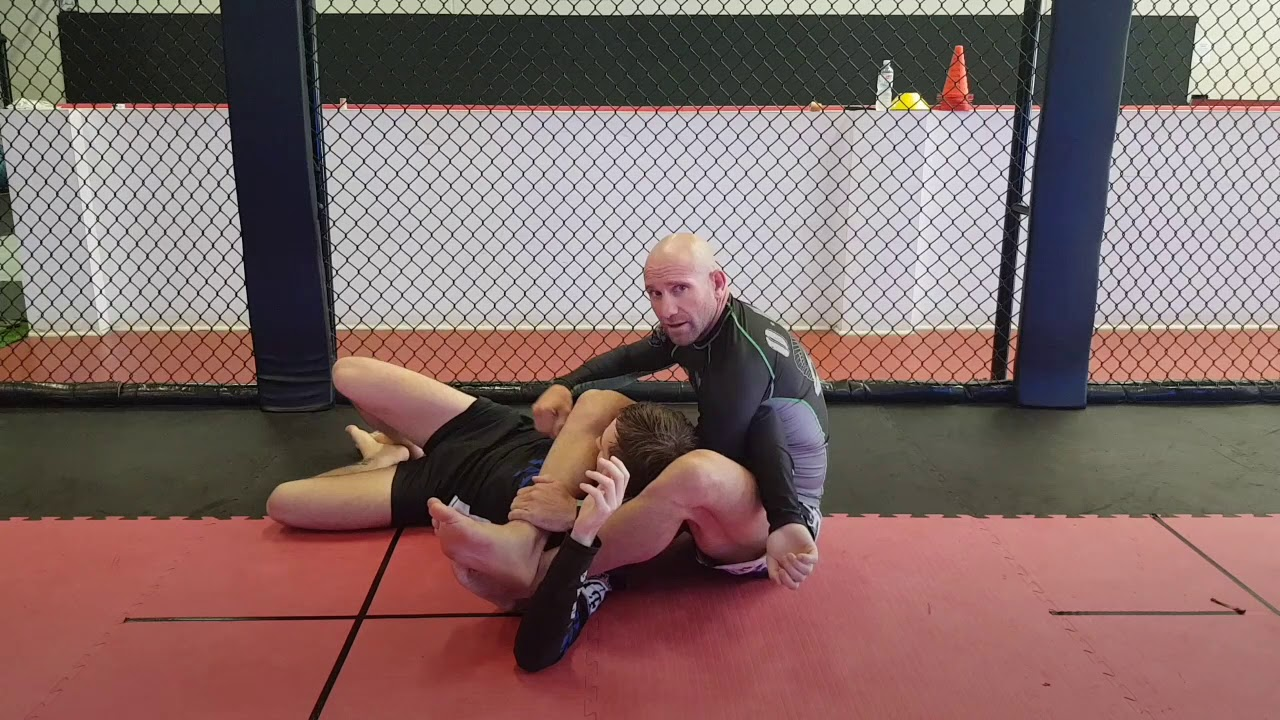 Best Subs From Side Control / Switch Side Control to Baseball choke Armbar  and Reverse Triangle