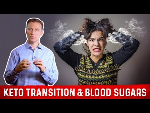 Keto Transition & Low Blood Sugar Issues