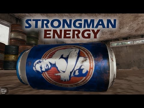PUBG Energy Drink Commercial