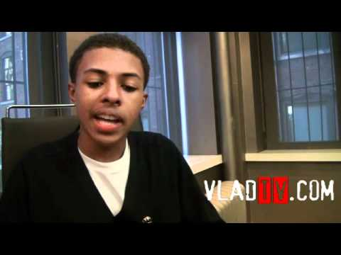 Exclusive: Diggy Simmons Says He Can Destroy Rev Run In A Battle!