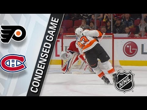 Philadelphia Flyers vs Montreal Canadiens – Feb. 26, 2018 | Game Highlights | NHL 2017/18. Обзор