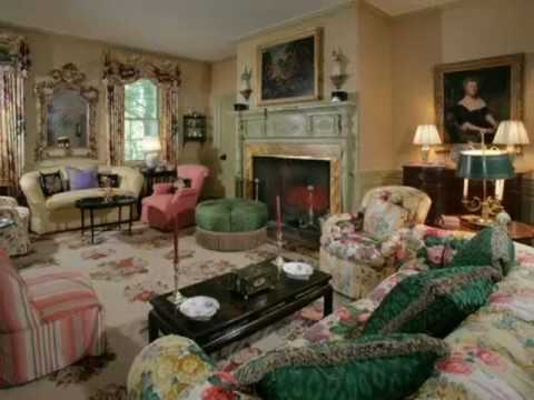 1817 federal style colonial youtube for Federal style interior decorating