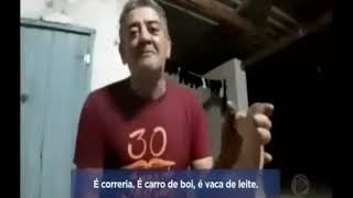 Reportagem no Fala Brasil RecordTV - Sobre o envelhecimento saudável